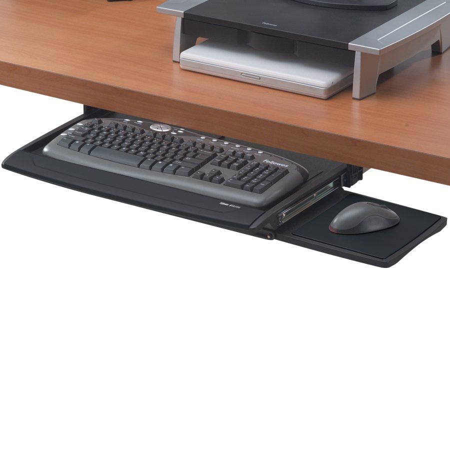 Полка под клавиатуру своими руками