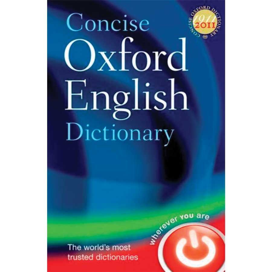 oxford english dictionary essay Compact oxford english dictionary for university and college students edited by catherine soanes with sara hawker 1 informal dismissal from employment heavy blow.